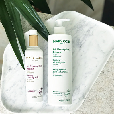[MARY COHR]Soothing cleansing Milk